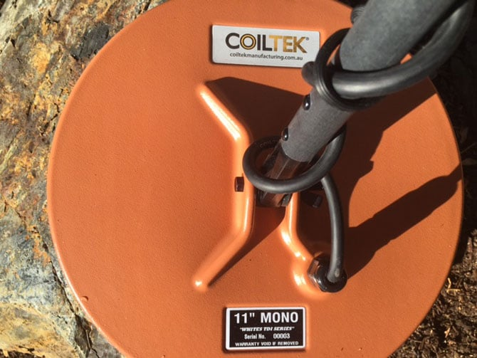 "Dennis Dickson reviews the 11"" Mono coil"