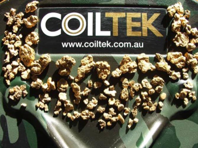 "Coiltek Blog - Coiltek 14x9"" Goldstalker Gold Hunting - Do what you love"