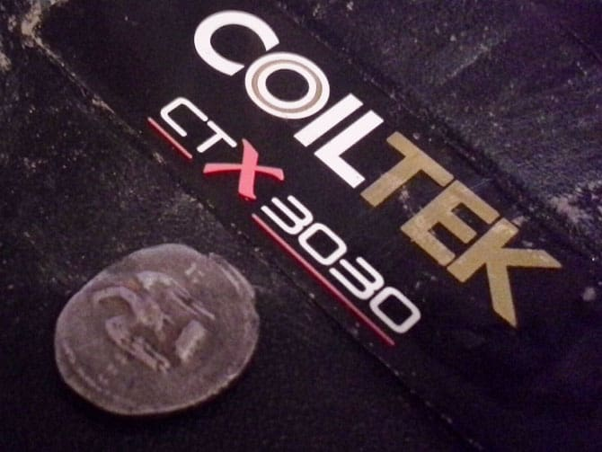 Coiltek Blog - Christmas Road Trip - Coiltek CTX 3030